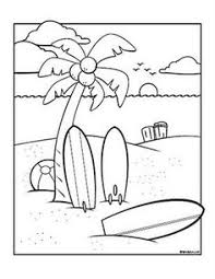 Small Picture Summer Beach Coloring Pages Beach shirts Pinterest Beach