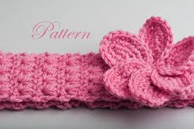 Free Crochet Baby Headband Patterns