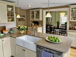 Awesome Modest Kitchen And Dining Room Decorating Ideas Intended For Kitchen