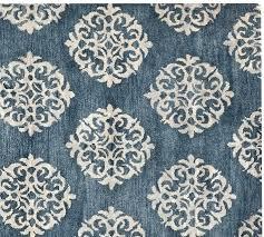 pottery barn rugs blue pottery barn blue medallion rug designs pottery barn scroll tile rug porcelain