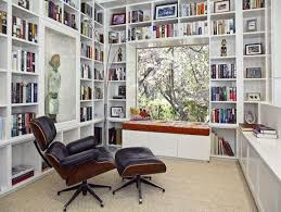 Furniture: Modern Home Libraries And Bookshelf - Home Libraries
