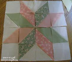 Piece N Quilt: Star Flower Quilt Block Tutorial & Lay your block out like the image above. Adamdwight.com