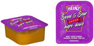 Heinz Sweet and Sour Sauce, 25ml Cups, 120 count: Amazon.ca: Grocery