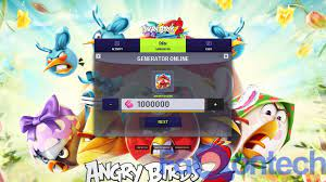 Download Angry Birds 2 Mod APK (Unlimited Gems And Coins) – Faqontech