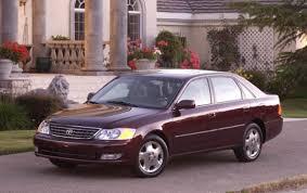 2004 Toyota Avalon - Information and photos - ZombieDrive