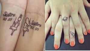 Tatuaggi Tra Migliori Amiche Con Significato Tatuaggio