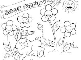 Free Printable Spring Coloring Pages For Adults Pdf Colouring Free