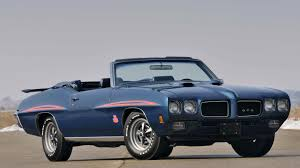 1970 Pontiac GTO Judge Convertible | S114 | Indianapolis 2009