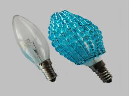 crystal chandelier inspired glass beaded lightbulb candle bulb cover turquoise pendant lamp teal aqua lamp shade light drops moroccan look