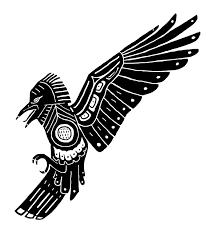 Tribal Crow Tattoo Designs 6 1433 X 1600 Making The Webcom
