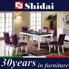 funky dining room furniture. Purple Fabric Dining Room Furniture Chair / Wooden Chairs Funky  N