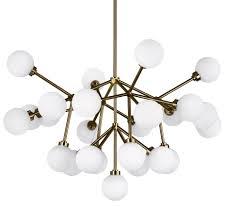 Люстра tech lighting mara chandelier