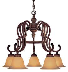 minka lavery belcaro 5 light chandelier in bronze traditional chandeliers chandeliers