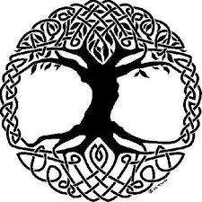 Celtic Symbol Tree Of Life Symbols Tetování Tetování Strom A