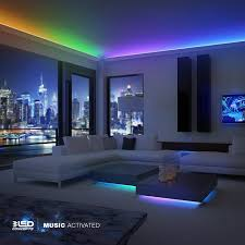 What To Do With Rope Lights Purple Led Rope Lighting At Ceiling Google Search Led