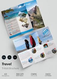 Fun Brochure Templates 41 Travel Brochure Templates Free Sample Example Format