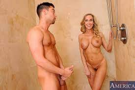 Milf Shower Sons Friend