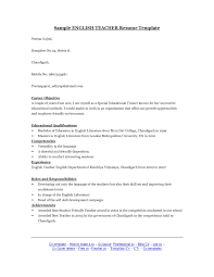 Resume Template English English Resume Template Learnhowtoloseweight English Resume Template 1