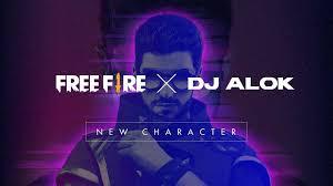 Free Fire Alok New Character HD DJ Alok ...