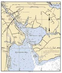 Belmont Charts Potomac River Occoquan And Belmont Bay Va Inset 10 Nautical