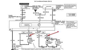 94 ford thunderbird sc v6 i relay ac clutch full size image