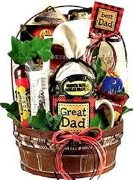 gift basket village a great dad gift basket for dad s loaded with dad