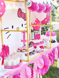 Hello Kitty Birthday Party Fun365
