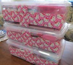 Decorating A Shoe Box Paint or cover a shoe boxdecorate with ribbons craft 66