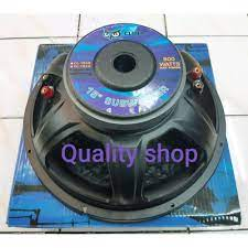 Up to 20% SPEAKER SUBWOOFER 15 INCH DOUBLE COIL BARU