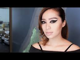 futuristic makeup tutorial you