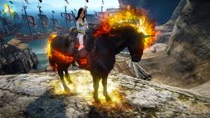My first Dream Horse (14fs ...