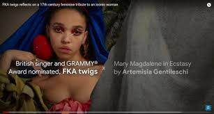 'it definitely appeared like the two are more than just friends. Master Your Art Skills By Taking Lessons With Fka Twigs Grimes And More