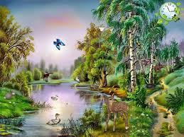 free animated nature screensavers. Perfect Nature Free Nature Screensavers  Magic Of Screenshot 4 Inside Animated O