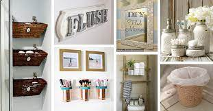 26 Best Diy Bathroom Ideas And Designs For 2021