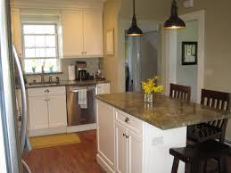 Narrow Kitchen Design With Island Classy Ideas Narrow Kitchen Island With  Seating