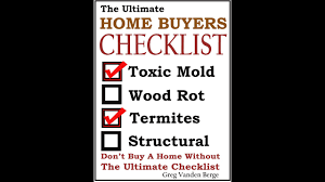 buyer home inspection checklist one hour garage fire wall 41 house inspection checklist youtube