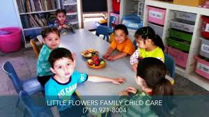 day care garden grove ca little flowers family child care