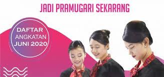 Check spelling or type a new query. Sekolah Pramugari Pspp Penerbangan Sudah Buka Pendaftaran