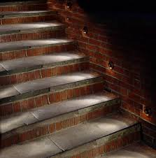 lighting steps. recessed steplighting needs to be even attractive and effective garden lighting steps