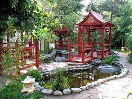 Small Picture Feng Shui Tips for House Exterior Designs Small ponds Chinese