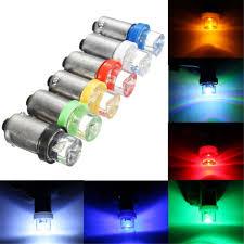 Ba9s Led Light Bulb Us 0 99 12v Ba9s Car Led Side Maker Light Dashboard Lamp