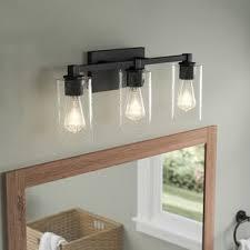 farmhouse vanity lights. Mcdowell 3-Light Vanity Light Farmhouse Lights S