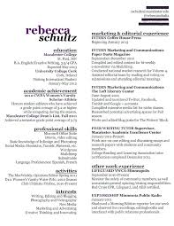 communications resume samples marketing communications resume samples marketing communications a