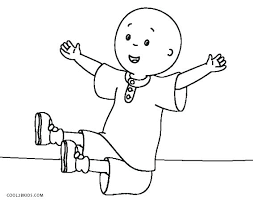 Caillou Coloring Pages Coloring Pages Printable Sheets Caillou