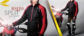 rsjj14 split air jacket