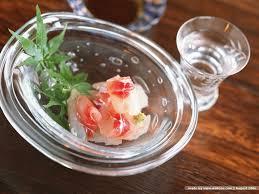 Japanese Style Table Setting Japanese Food Table Setting Summer Cuisine Japanese Style
