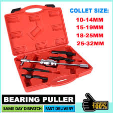 Other Vehicle Hand Tools WM Tools <b>5pc Inner Bearing Puller</b> Tool ...