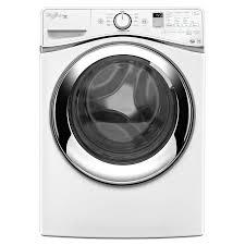 whirlpool duet washing machine. Wonderful Duet Whirlpool Duet 43cu Ft HighEfficiency Stackable FrontLoad Washer White In Washing Machine O