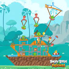 Angry birds friends edm life angry birds GIF - Find on GIFER