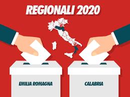 Elezioni regionali 2020, oggi si vota in Calabria ed Emilia ...